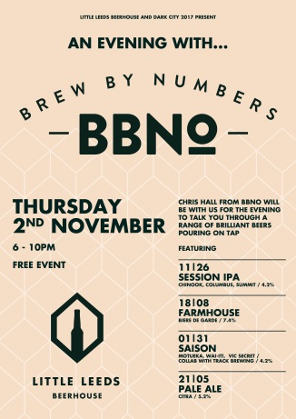 BBNO event LLBH poster