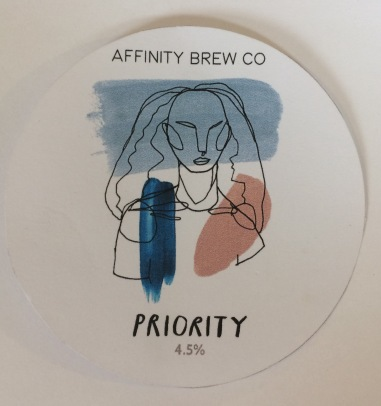 Affinity Brew Co., Priority, Belgian Brown Ale 4.5%