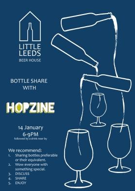 hopzine bottle share 3
