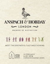 Beer Tasting and Meet the Brewer
