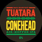Tuatara, Conehead IPA 2016 Harvest 6%. £18/£7