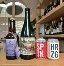 De Dochter - La Renaissance, Rulles - Estivale, North Brewing Co, Sputnik and Herzog