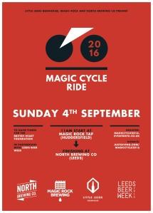 Magic Cycle  2016 Poster