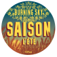 Burning Sky, Saison L'Ete, summer, 4.2%, £12/£4.50