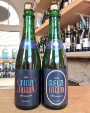Tilquin Gueuze and Squared