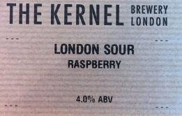 The Kernel, London Sour Raspberry 4.0% £17/£6.40