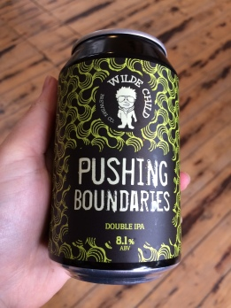 Wilde Child, Pushing Boundaries DIPA