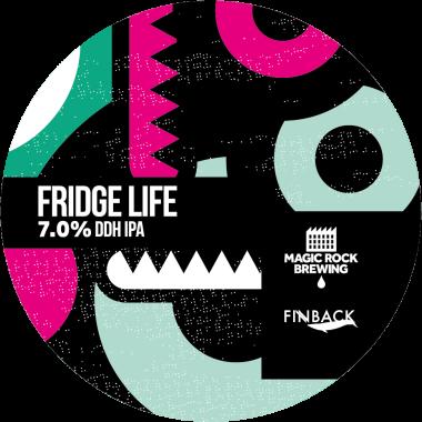 Magic Rock Fridge Life