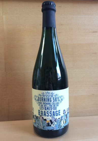 Les Amis Du Brassage, Collaboration with Fork Brewing