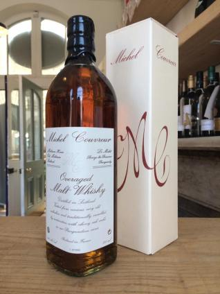 Michel Couvreur Over Aged Malt Whisky