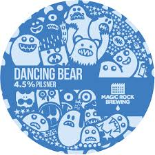 Dancing Bear, Pilsner 4.5% *£4.50 per pint*