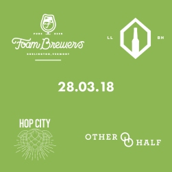 Other Half and Foam Tap Takeover