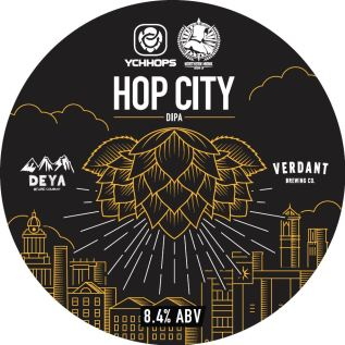 HOP CITY 2018 Double IPA