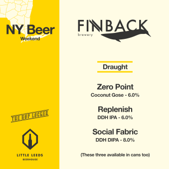 NY beer weekend beers2