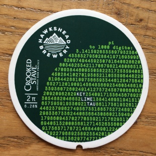 Hawkshead Key Lime Tau