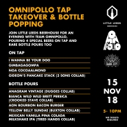 Tap Takeover and Bottle Opening