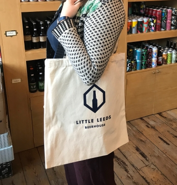 LLBH Tote Bag