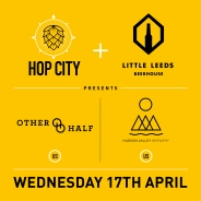 Hop City Fringe Tap Takeover